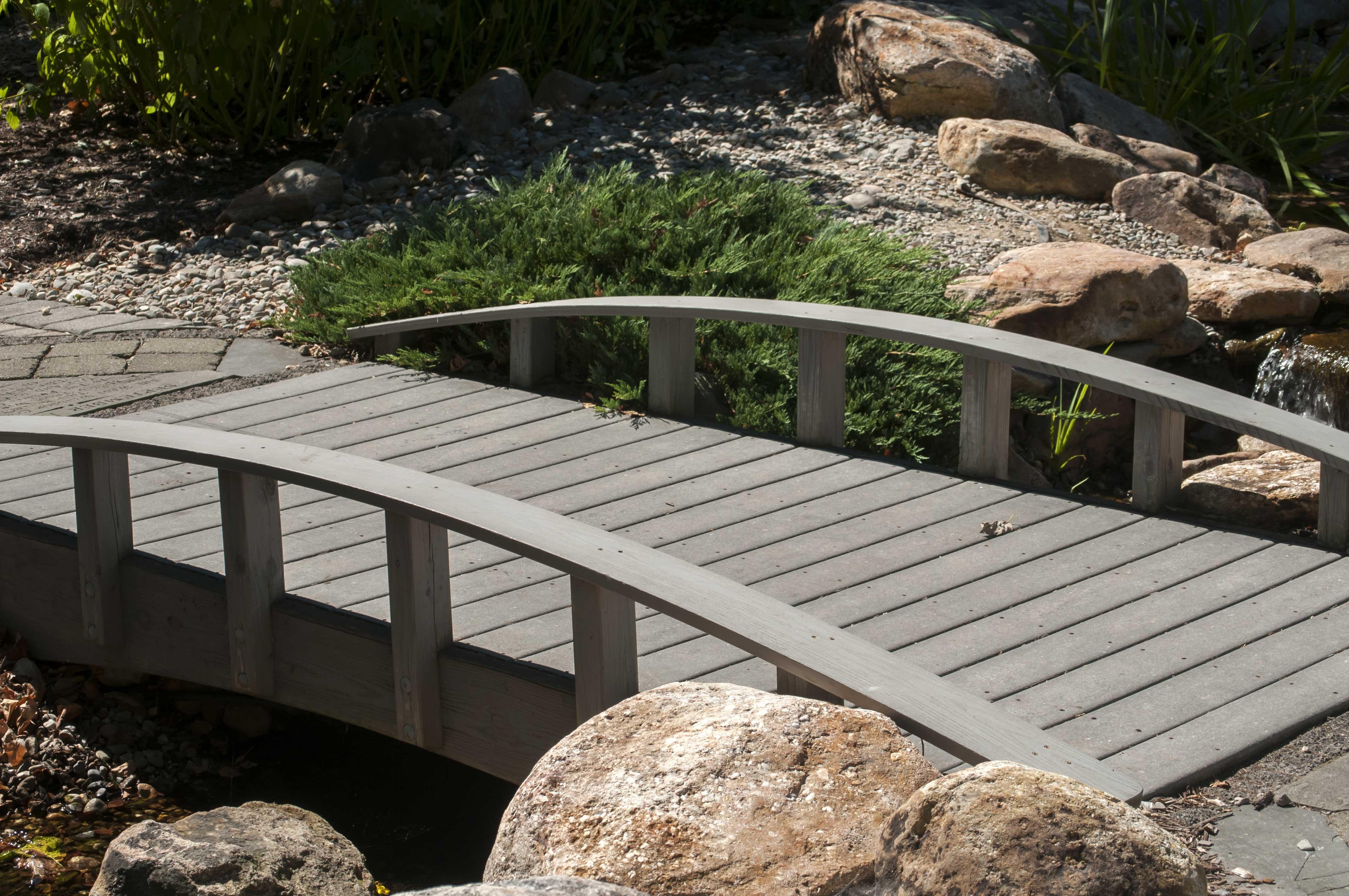 custom made bridge