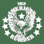 Tru American Builders Logo white